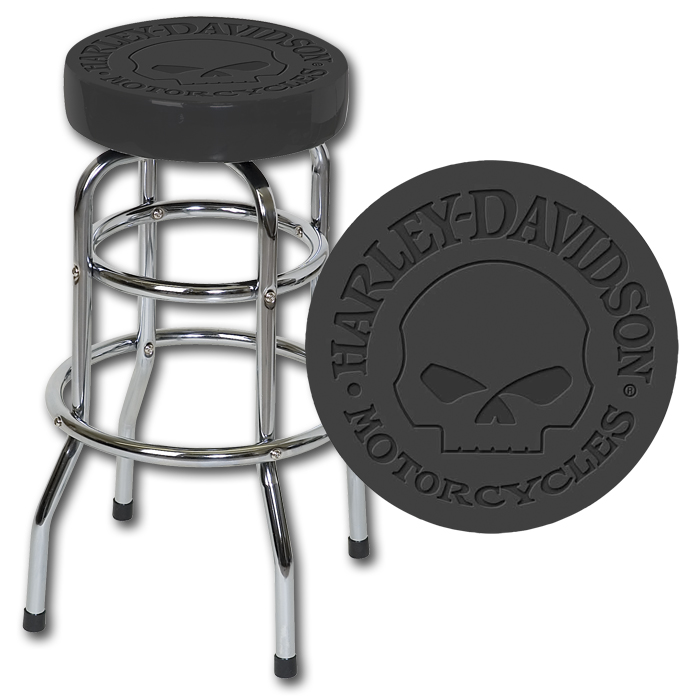 Harley Bar Stool Bar Accessories Valet Humidor Etc