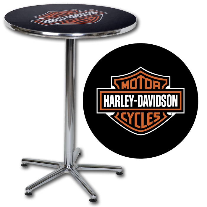 Harley Cafe Pub Tables Cooler and Billiard Lamps : HDL 12314 from www.motorcyclecollectibles.com size 700 x 700 jpeg 168kB