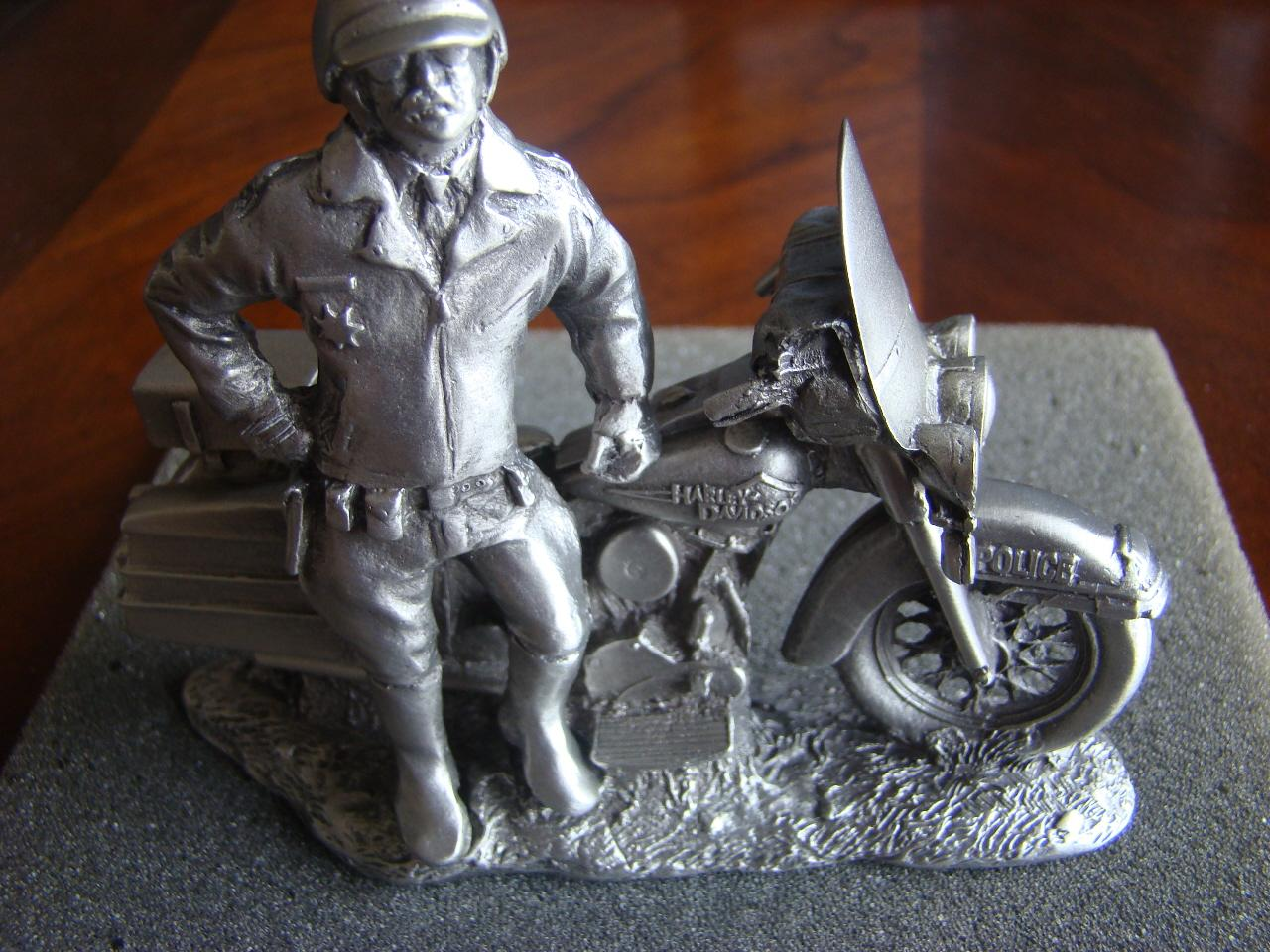 Harley Pewter Collectibles